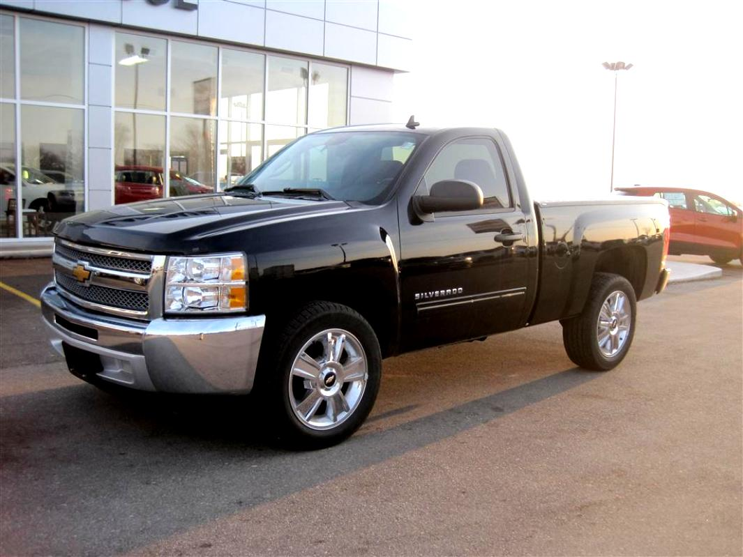Chevrolet Silverado 2500HD Regular Cab 2008 #31