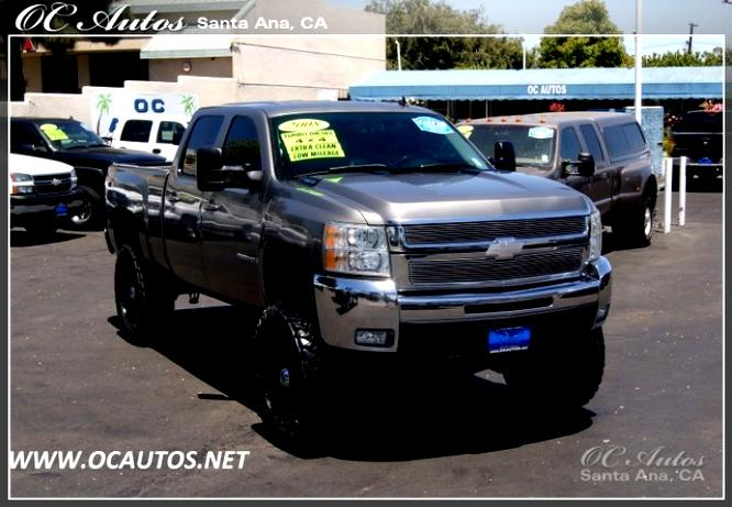 Chevrolet Silverado 2500HD Regular Cab 2008 #32