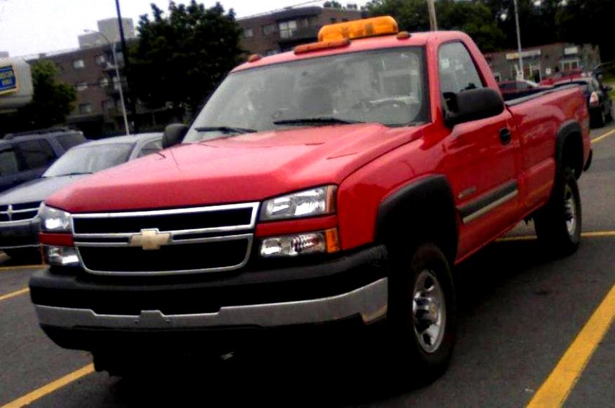 Chevrolet Silverado 2500HD Regular Cab 2008 #33