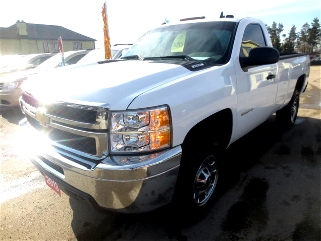 Chevrolet Silverado 2500HD Regular Cab 2008 #36