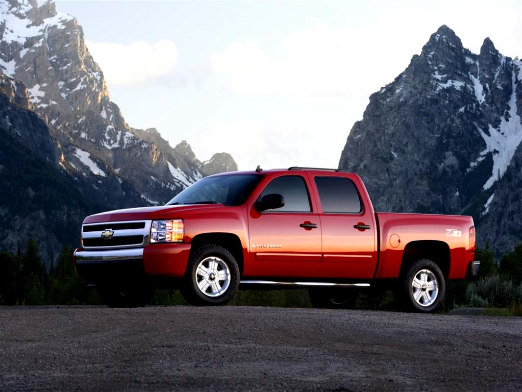 Chevrolet Silverado 2500HD Regular Cab 2008 #37