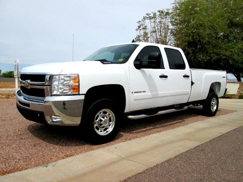 Chevrolet Silverado 2500HD Regular Cab 2008 #38