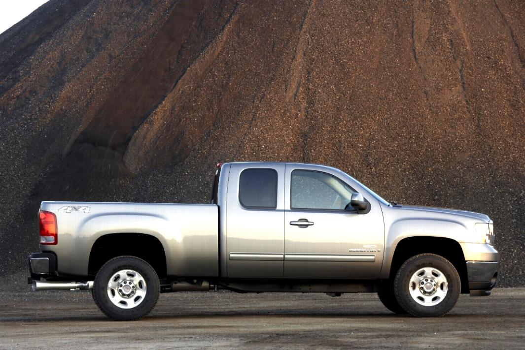 Chevrolet Silverado 2500HD Regular Cab 2008 #39