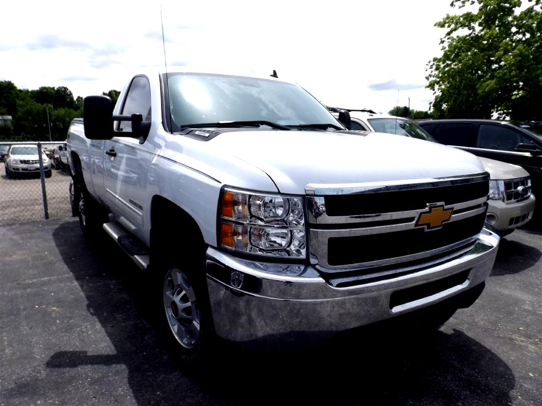 Chevrolet Silverado 2500HD Regular Cab 2008 #40