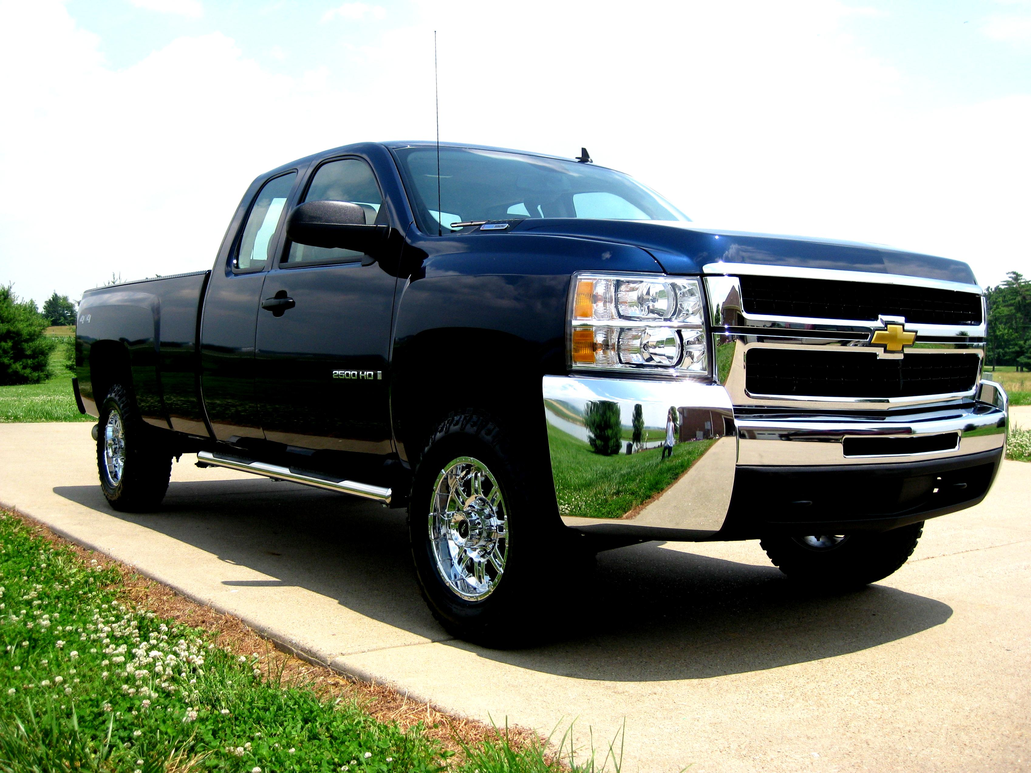 Chevrolet Silverado 2500HD Regular Cab 2008 #41