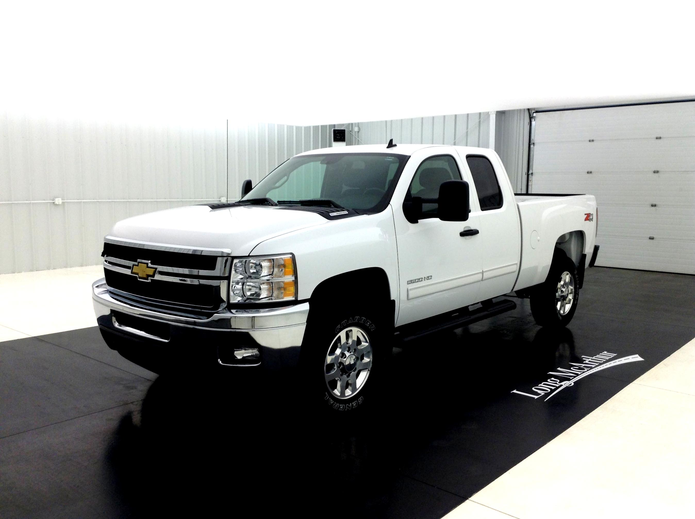 Chevrolet Silverado 2500HD Regular Cab 2008 #43
