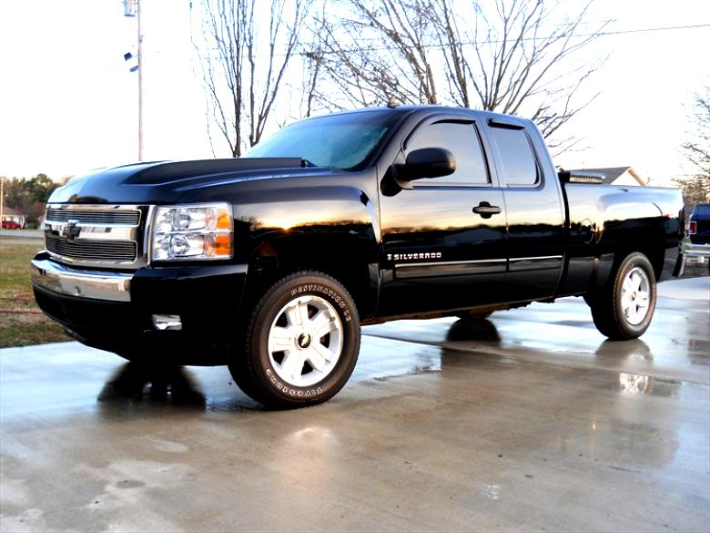 Chevrolet Silverado 2500HD Regular Cab 2008 #44