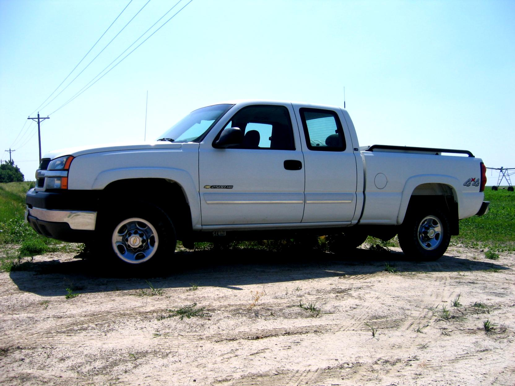 Chevrolet Silverado 2500HD Regular Cab 2008 #46
