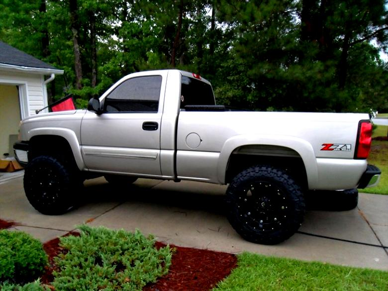 Chevrolet Silverado 2500HD Regular Cab 2008 #47