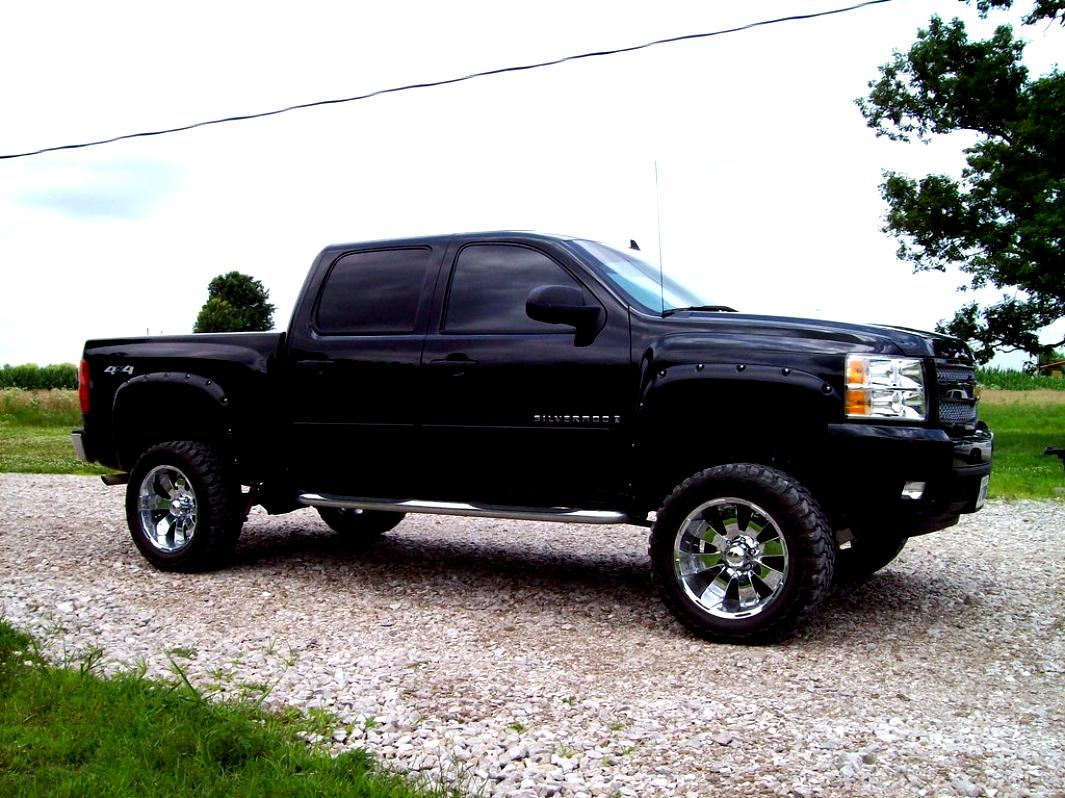 Chevrolet Silverado 2500HD Regular Cab 2008 #49