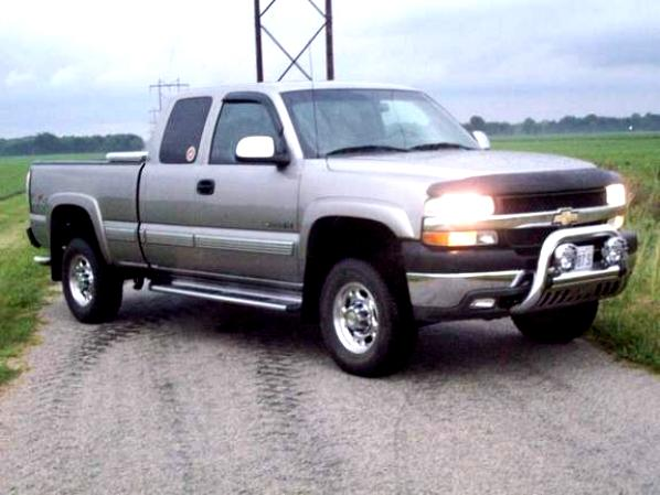 Chevrolet Silverado 2500HD Regular Cab 2008 #51