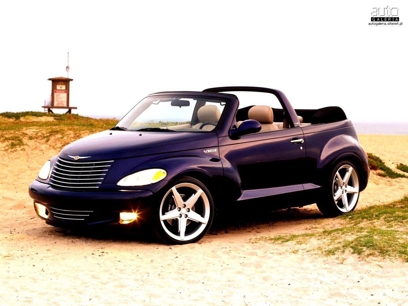 Chrysler Pt Cruiser Convertible 2004 6