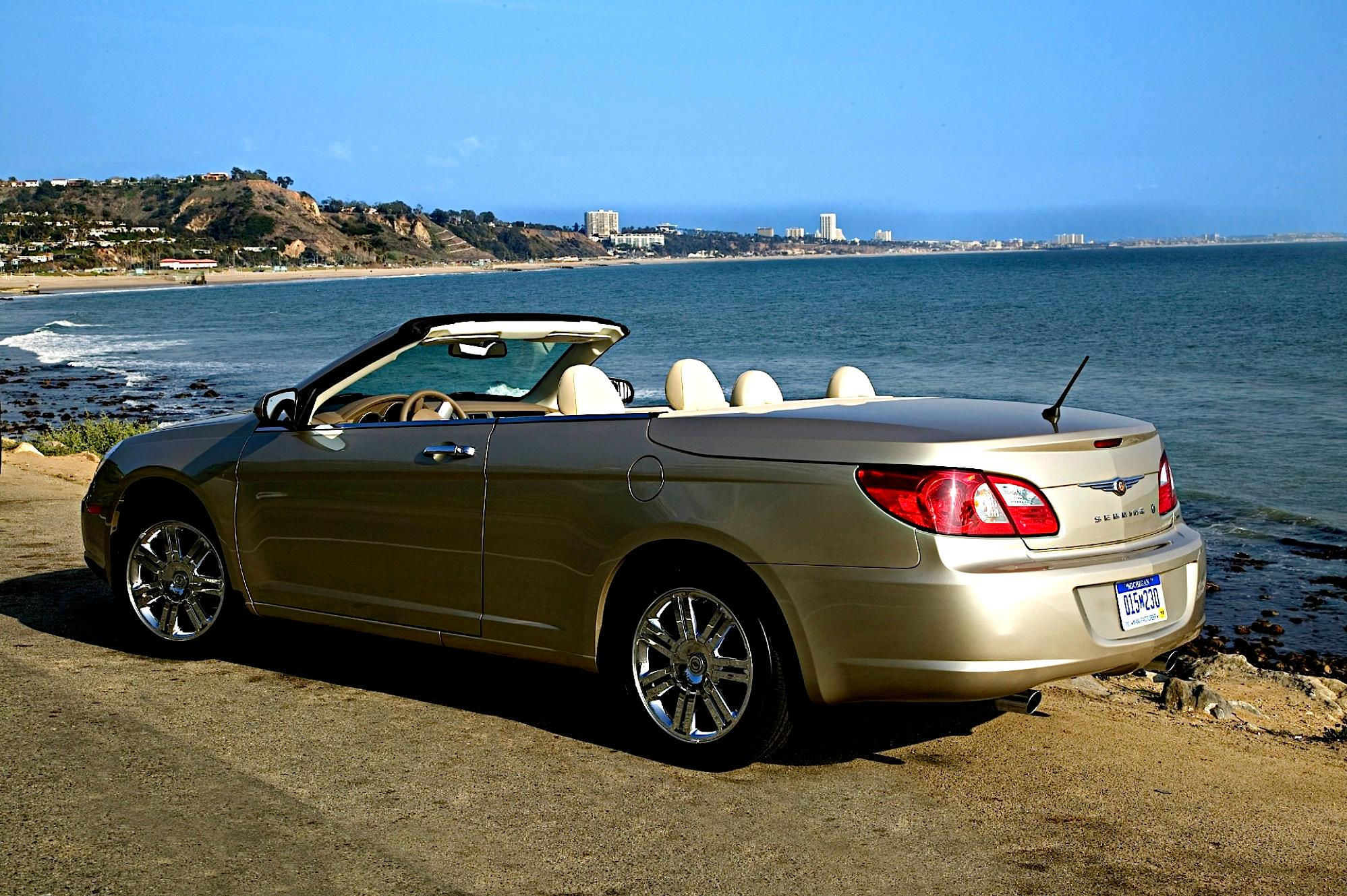 chrysler sebring convertible 2007 on. Black Bedroom Furniture Sets. Home Design Ideas
