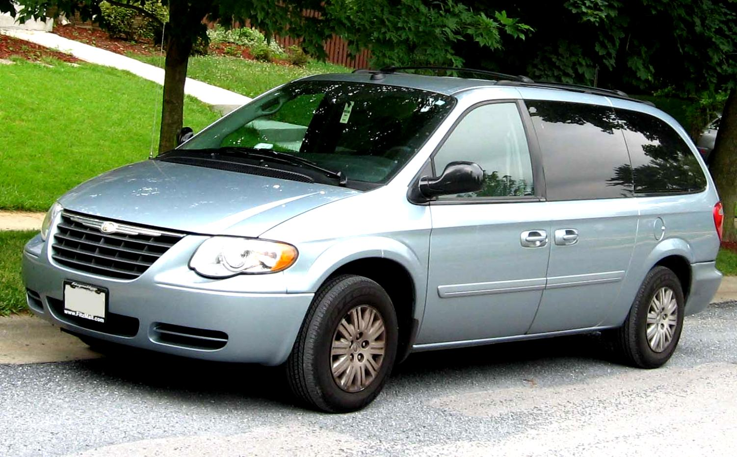 chrysler town country 2007 on. Black Bedroom Furniture Sets. Home Design Ideas