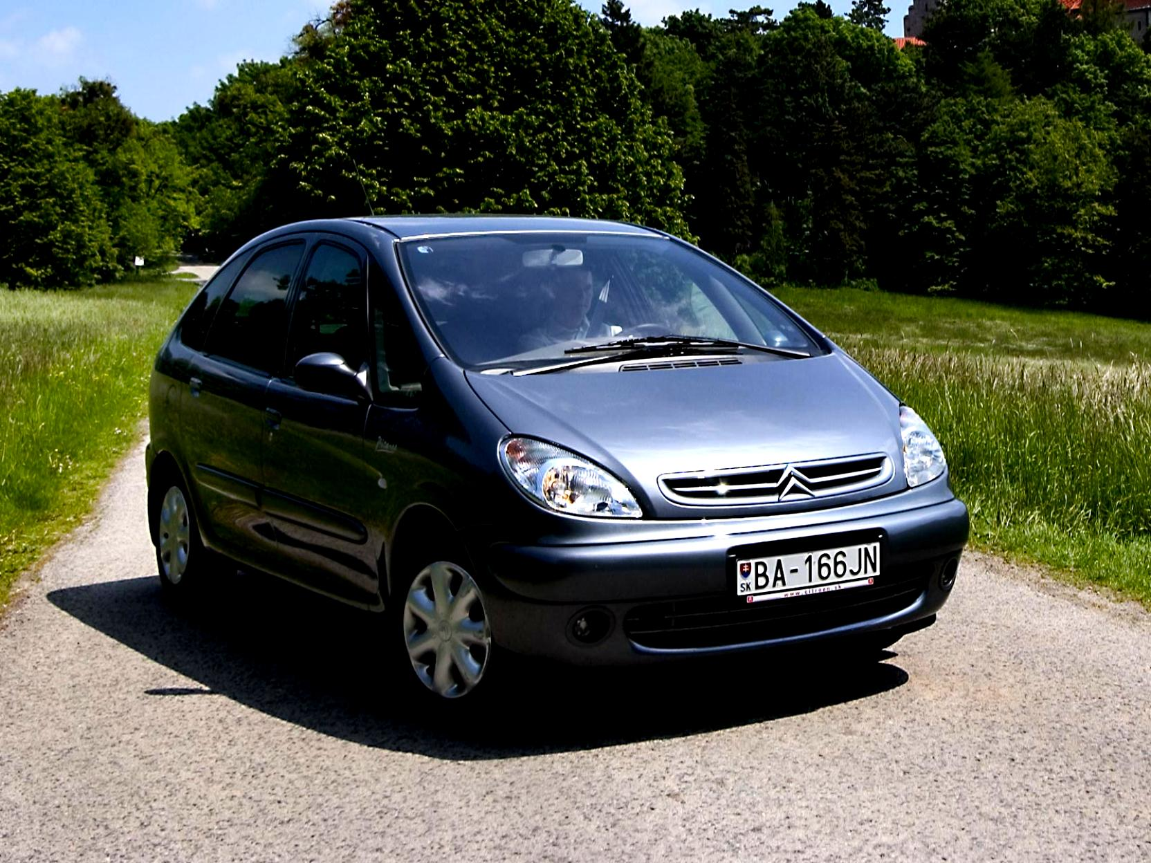 citroen xsara picasso 1999 photos 10 on. Black Bedroom Furniture Sets. Home Design Ideas