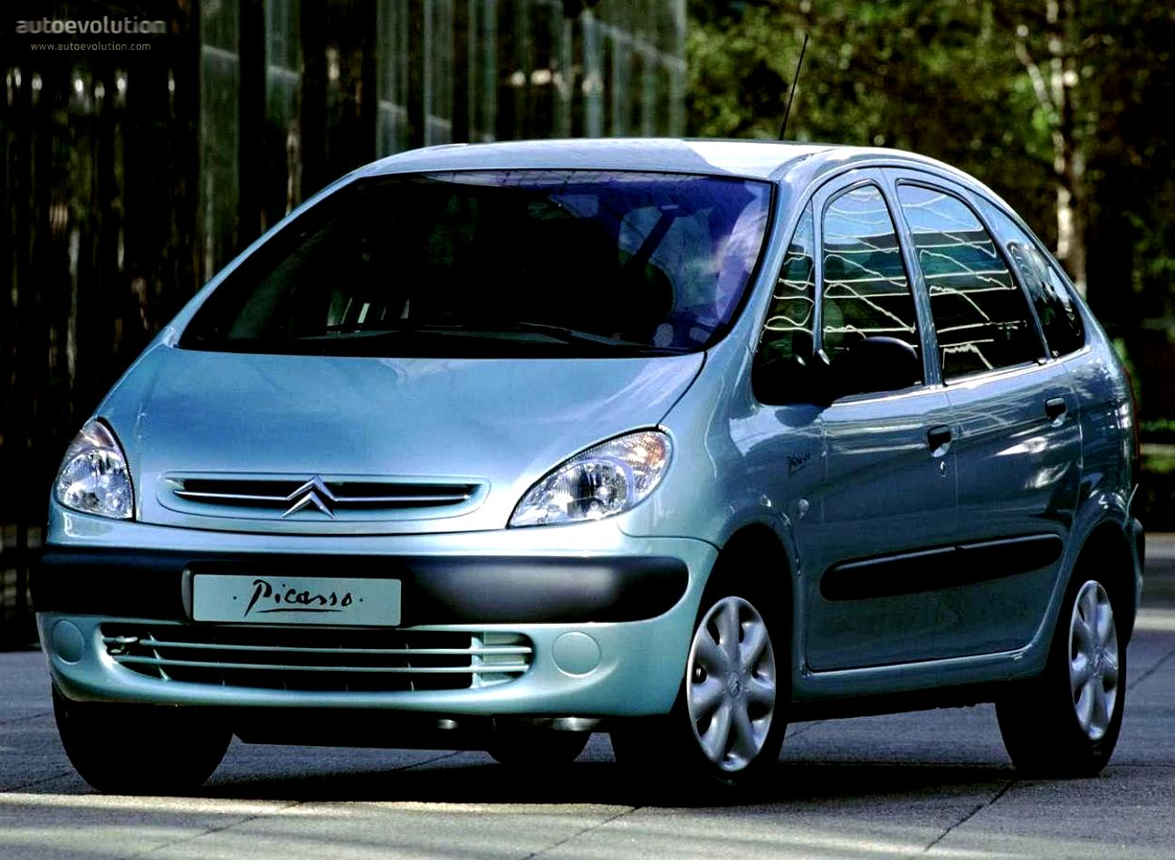 citroen xsara picasso 1999 photos 12 on. Black Bedroom Furniture Sets. Home Design Ideas