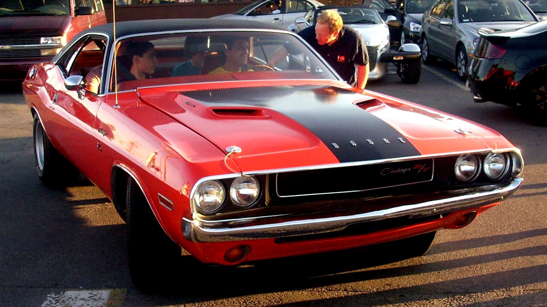 Dodge Challenger 1969 Photos 6 On Motoimg Com