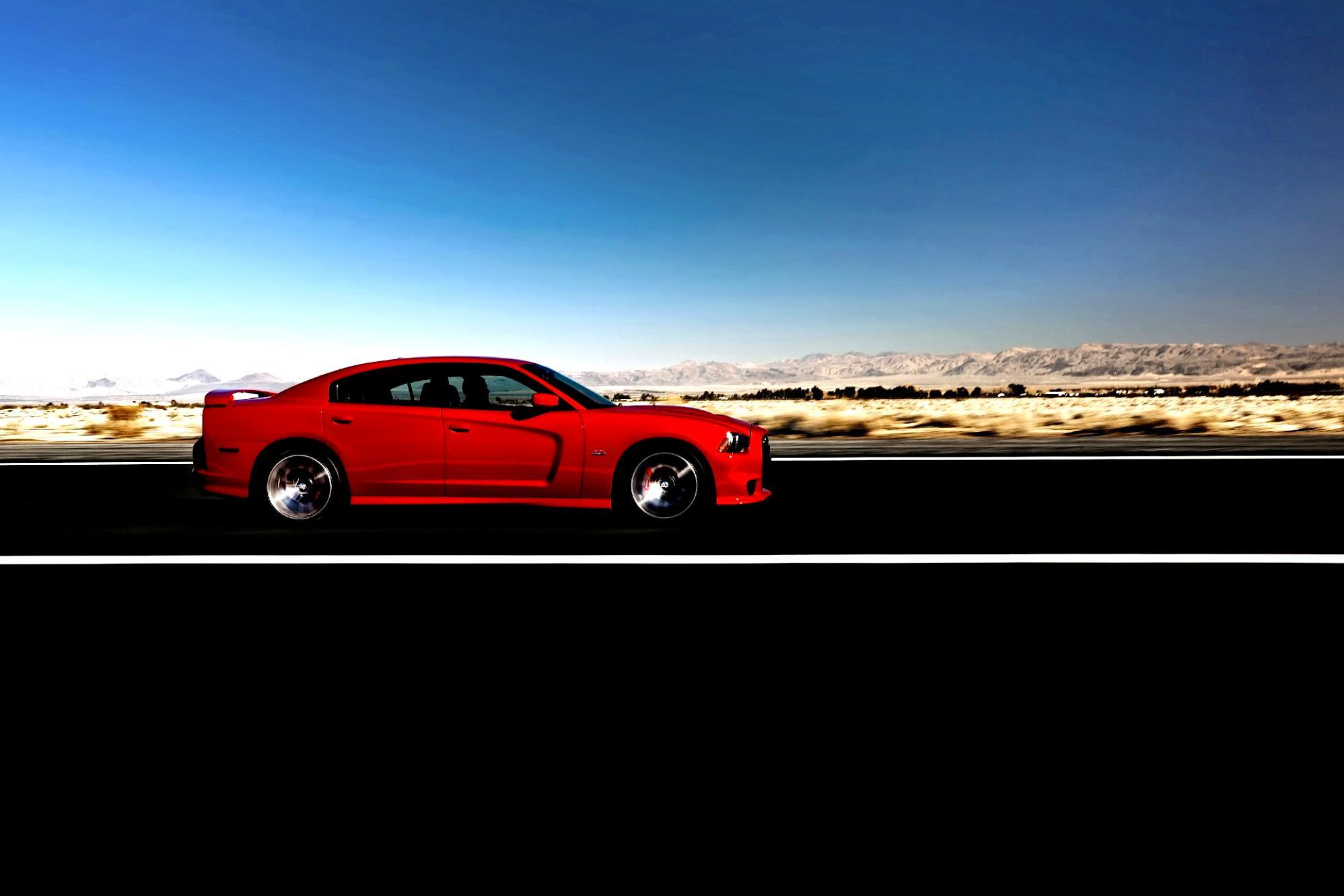 Dodge charger srt8  № 3813443  скачать
