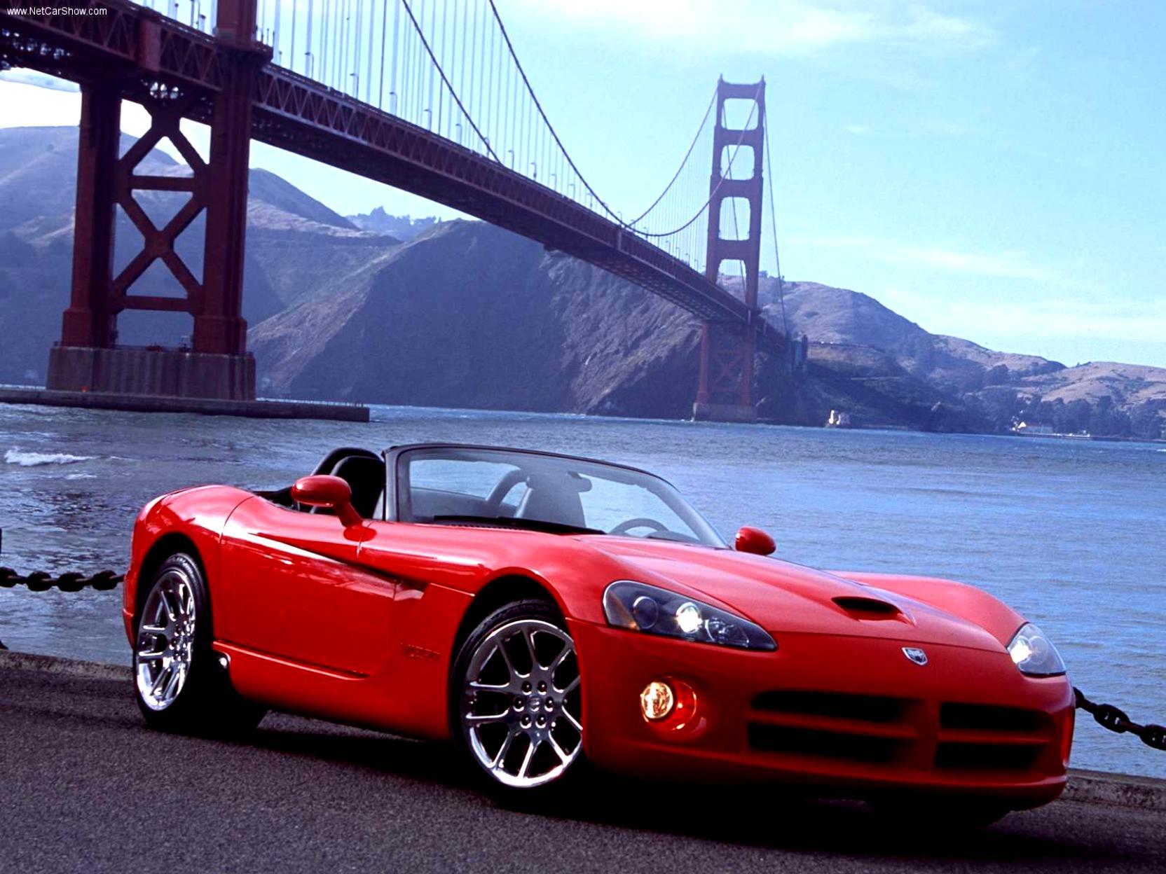 dodge viper srt10 coupe 2003 3
