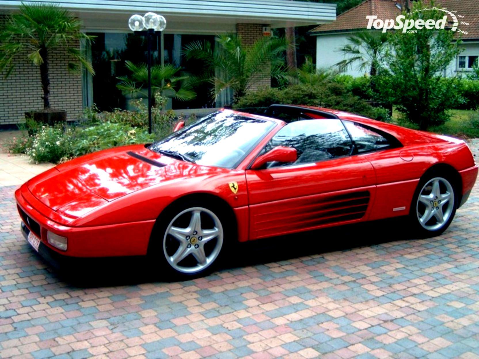 Ferrari 348 1989 2 ferrari 348 1989 3