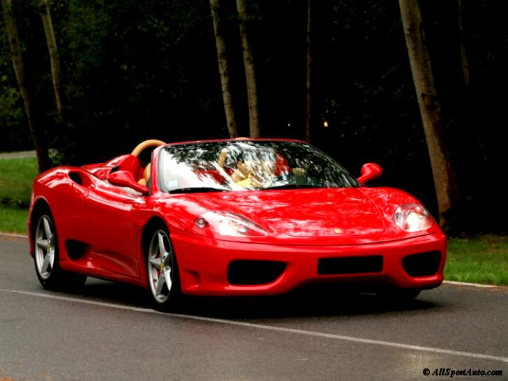 Ferrari 360 Spider 2000 Photos 3 On Motoimg