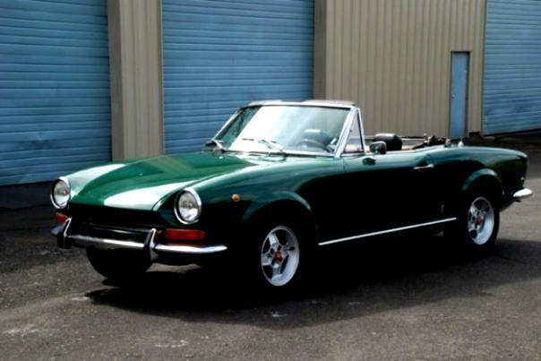 Fiat 124 sport coupe 1967 on - 1969 fiat 124 sport coupe for sale ...