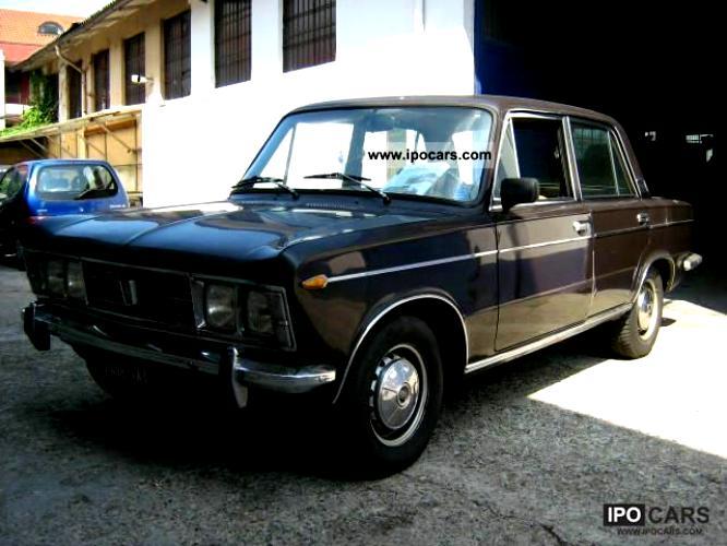 Fiat 125 Special 1970 Photos 21 On Motoimg