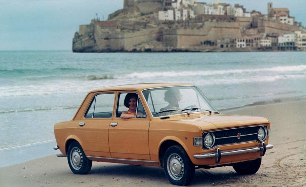 Fiat 125 Special 1970 Photos 39 On Motoimg Com