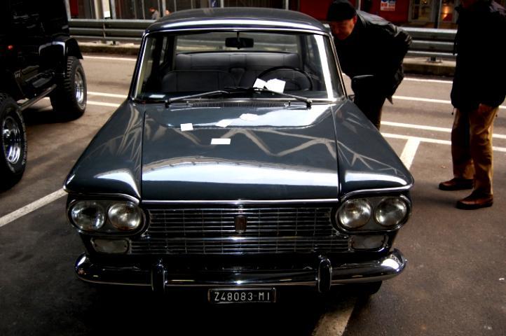Fiat 1500 1961 Photos 1 On Motoimg