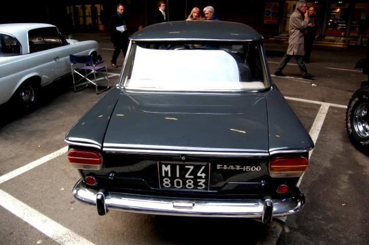 Fiat 1500 1961 Photos 3 On Motoimg