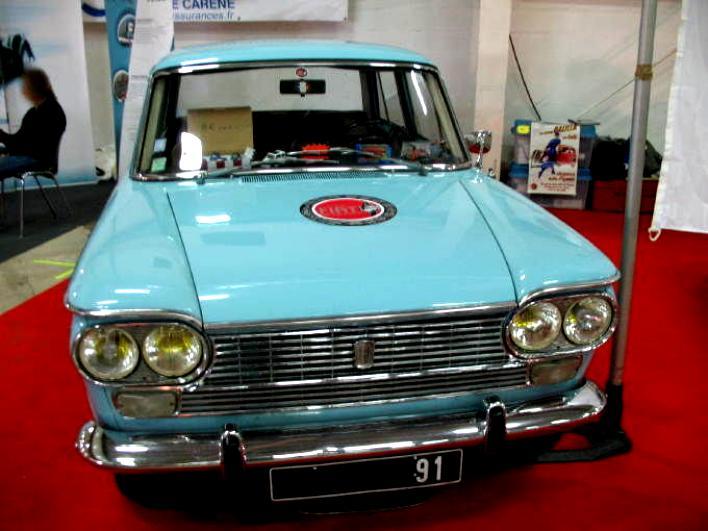 Fiat 1500 1961 Photos 14 On Motoimg