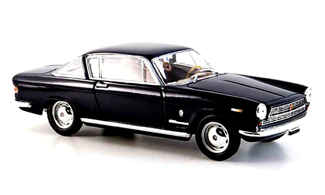 Fiat 2300 S Coupe 1961 On Motoimg