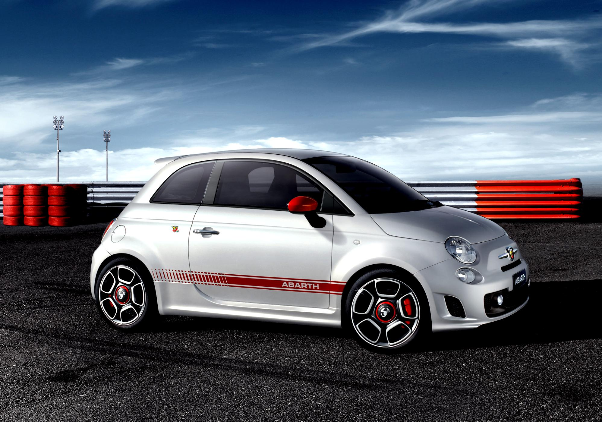 Fiat 500 Abarth 2008 On Motoimg Com