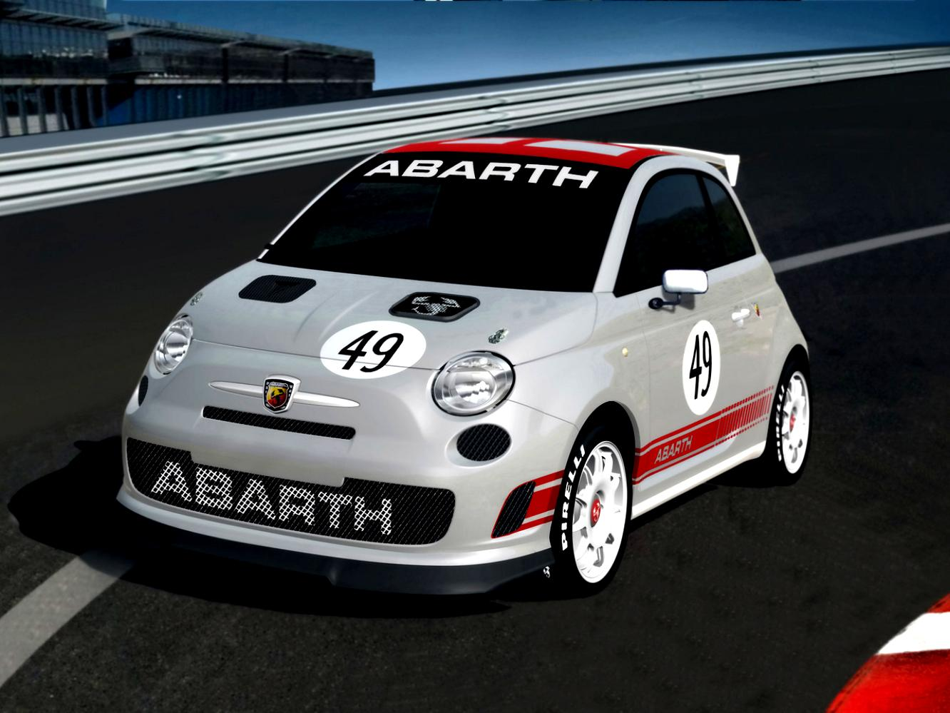 Fiat 500 Abarth 2008 Photos 8 On Motoimg Com