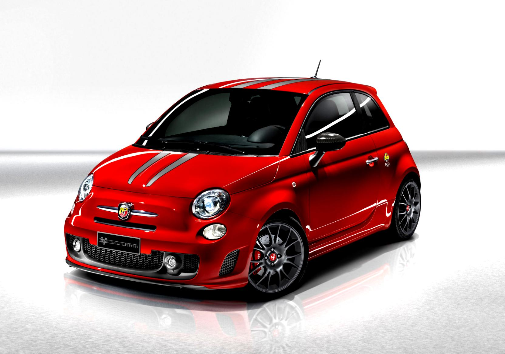 Fiat 500 Abarth 695 Tributo Ferrari 2009 on fiat 500 abarth tributo ferrari