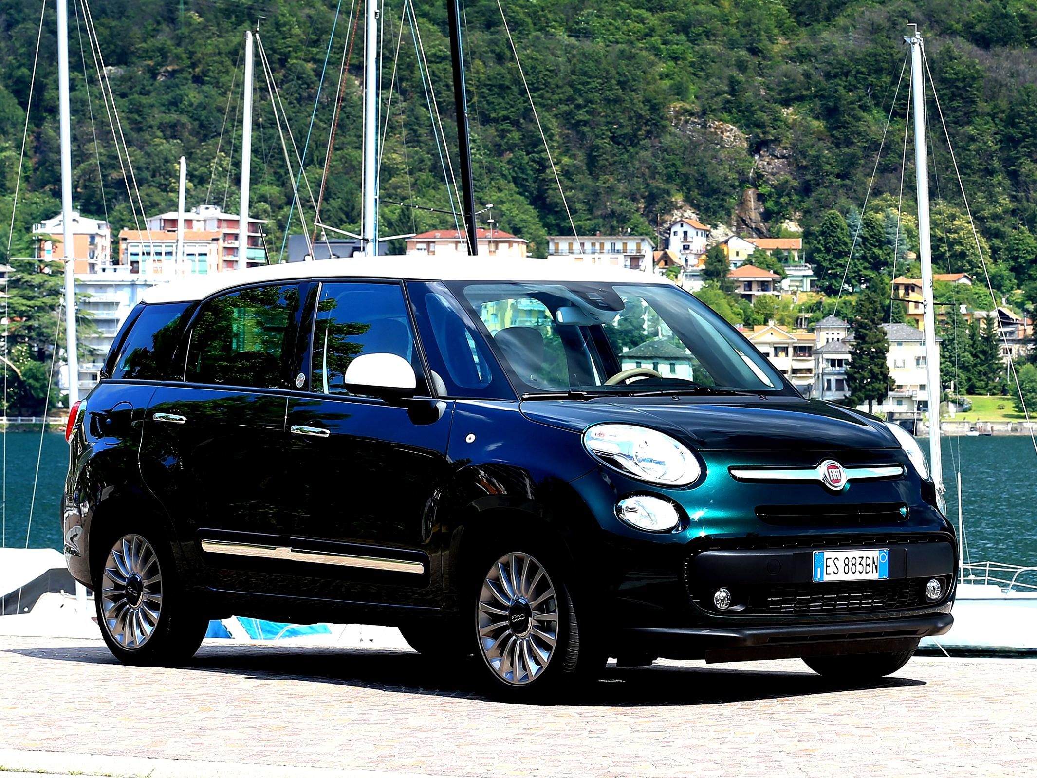 fiat 500l living 2013 on. Black Bedroom Furniture Sets. Home Design Ideas