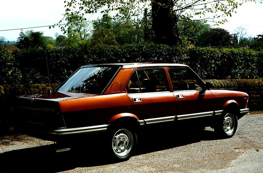 Fiat Argenta 1981 On Motoimg