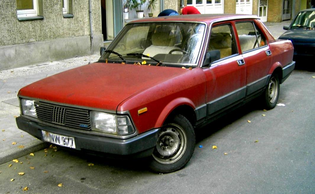 Fiat Argenta 1983 Photos 6 On Motoimg