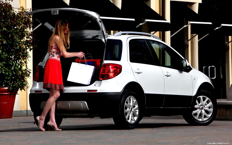 Авто маленькое для девушек фото