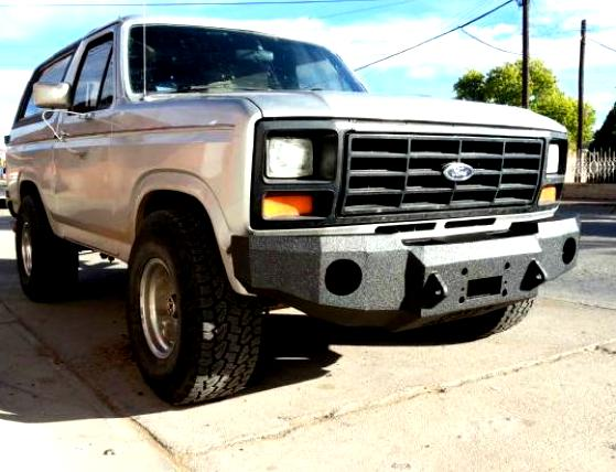 Ford Bronco 1980 #4