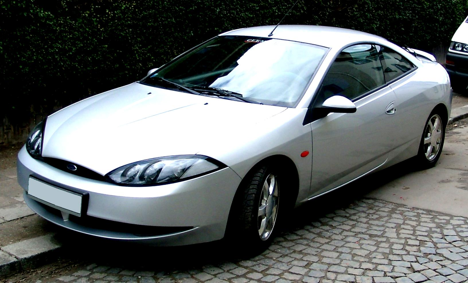 Ford Cougar 1998 #2