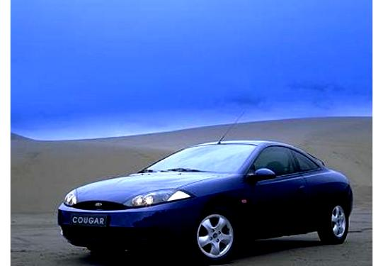 Ford Cougar 1998 #10