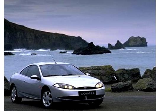 Ford Cougar 1998 #12