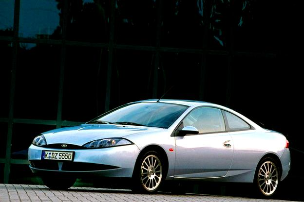 Ford Cougar 1998 #31