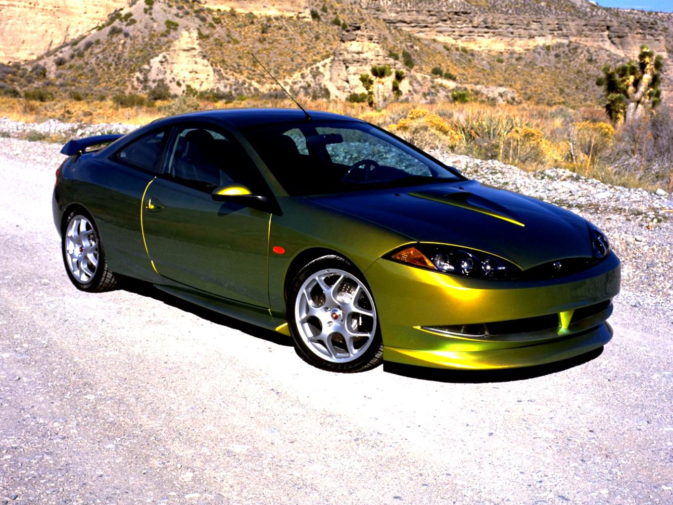 Ford Cougar 1998 #37