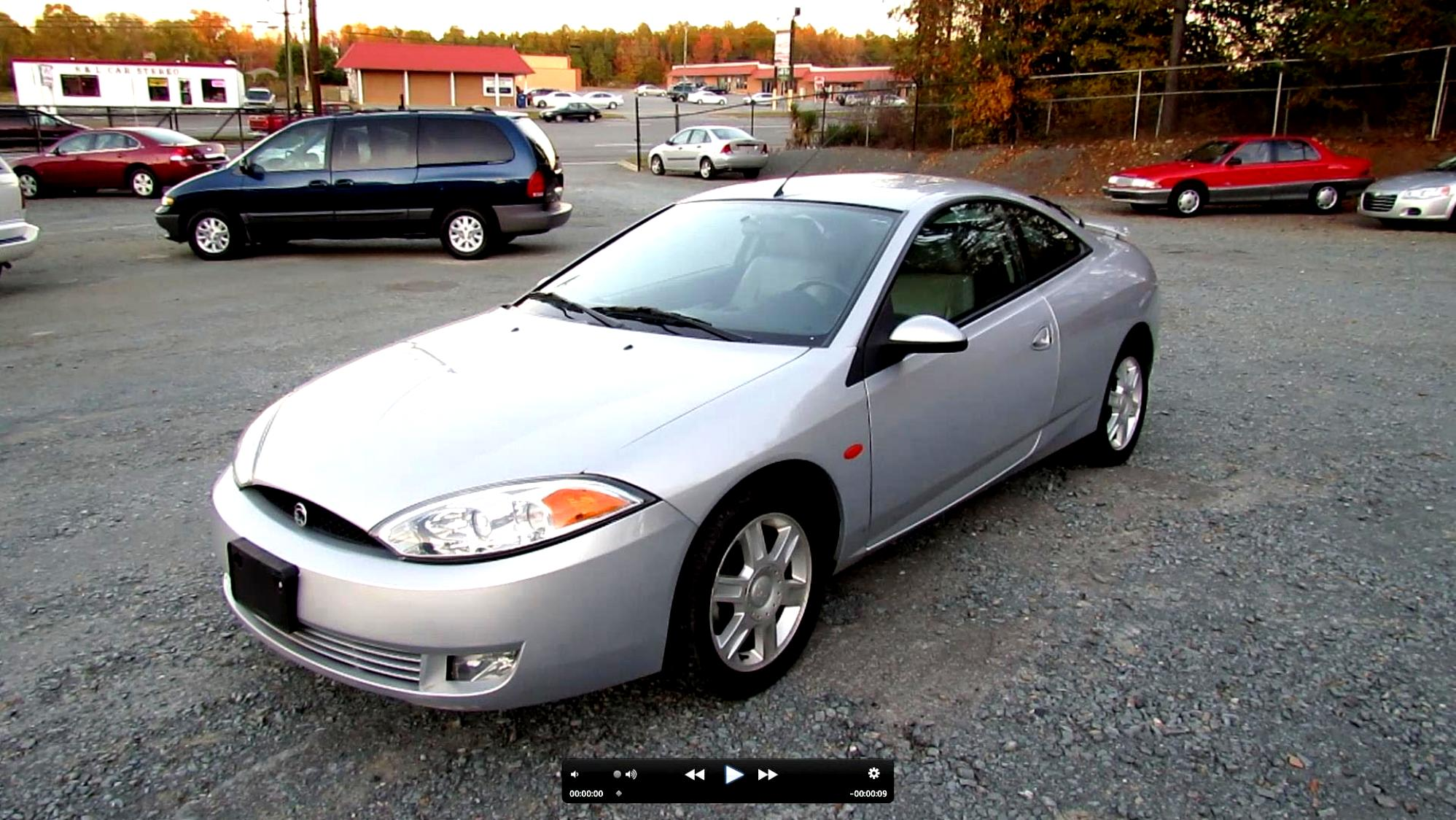 Ford Cougar 1998 #45