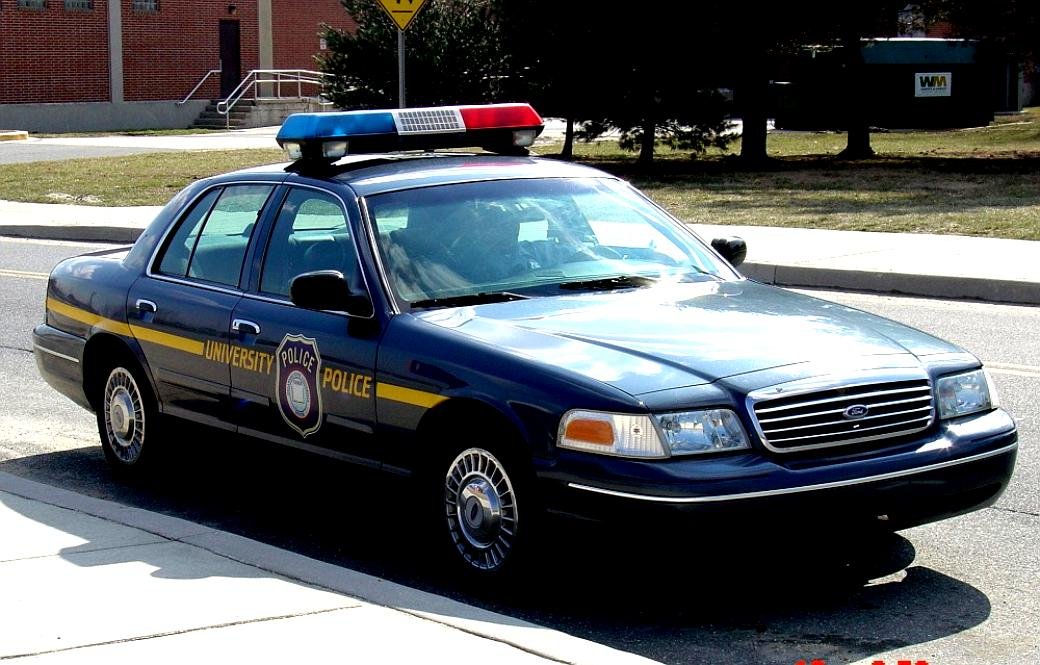 Ford Crown Victoria 1998 #8