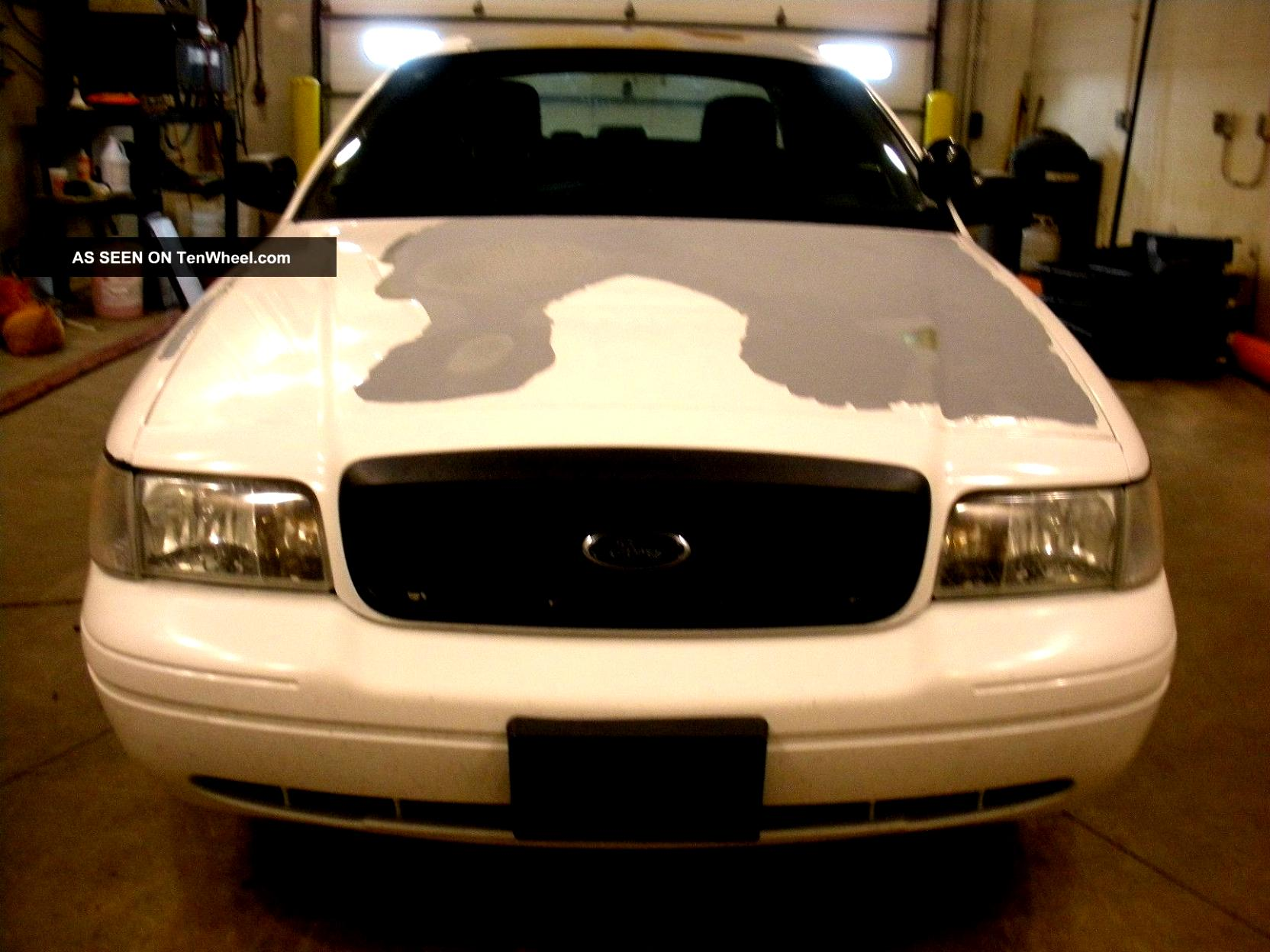 Ford Crown Victoria 1998 #17