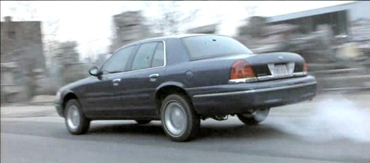 Ford Crown Victoria 1998 #21