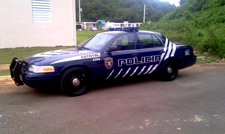 Ford Crown Victoria 1998 #26